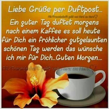Schönen Guten Morgen Sprüche Donnerstag Schönen Guten