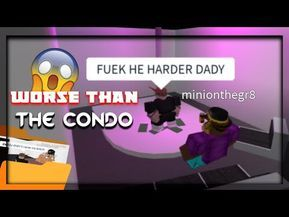 Condo Discord Roblox I Found A Game Worse Than The Condo Freakies Only Youtube Youtube Com Games Roblox