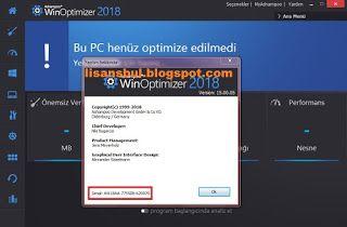 Ashampoo Winoptimizer 2018 Key Serial Lizenzschlussel License Key Lisans Kodu Ashampoo Winoptimizer 2018 S Discount Codes Coupon Coupon Codes Coupons