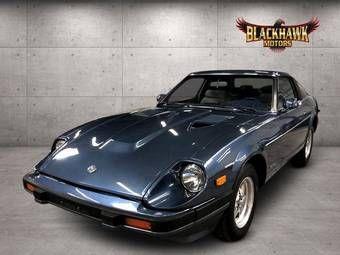 1980 Datsun 280zx At Auction 2395822 Hemmings Motor News Datsun 280zx For Sale Datsun Blue Interior