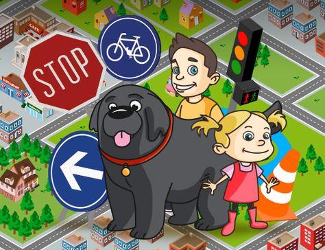 À la poursuite de Routix est un jeu sérieux conçu pour transmettre au jeune public des principes et des règles de sécurité routière.  L'objectif du jeu est de sensibiliser les enfants et les adolescents à la sécurité routière en s'amusant. Faire découvrir les bases du code de la route, apprendre à être un bon piéton, à circuler en toute sécurité à vélo ou en rollers, connaitre les numéros de secours et les gestes d'urgence, intégrer les notions de distance de freinage et plus encore. Ce jeu…
