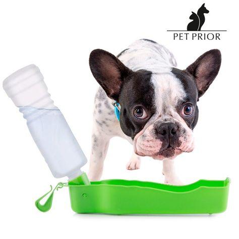 Abreuvoir Portable avec Bouteille pour Animaux Pet Prior
