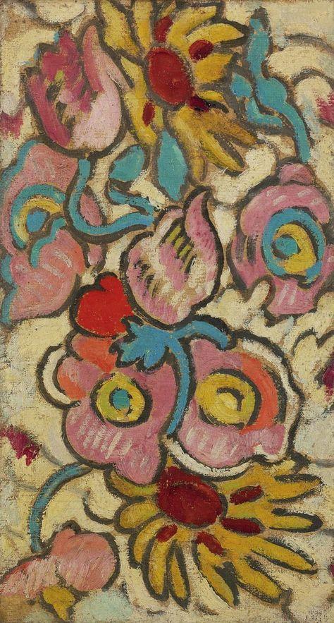 Louis Valtat Fauve Painter Part 2 Peindre Des Fleurs
