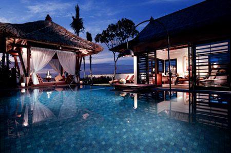 Romantic Bali Indonesia Honeymoon Wedding Bali Resort