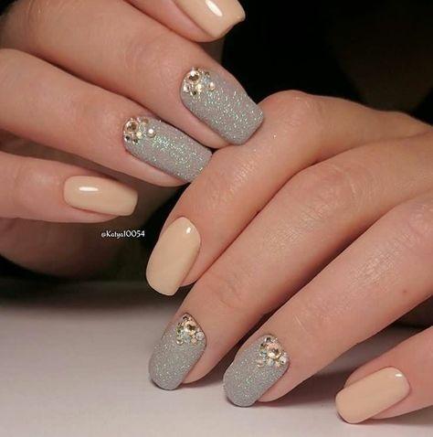 Pin De Meg En Nails Uñas Decoradas Elegantes Diseños De