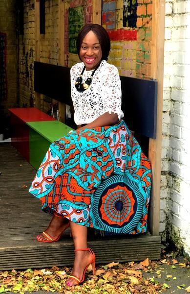 Skirt waist high Bugle Addis Ababa