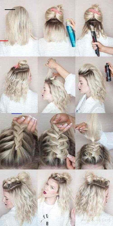 27 Braid Frisuren für kurze Haare, die einfach wunderschön sind - Neue Damen Frisuren - Hairstyles for curly hair - abbey Blog 27 Braid Frisuren für kurze Haare, die einfach wunderschön sind - Neue Damen Frisuren - Hairstyles for curly hair - #Braid #Curly #Damen #die #Einfach #Frisuren #für #Haare #Hair #Hairstyles #Hairstylesforcurlyhair #kurze #Neue #sind #wunderschön<br> 27 Braid Frisuren für kurze Haare, die einfach wunderschön sind – Neue Damen Frisuren 27 Braid Frisuren für kurze Haare, d