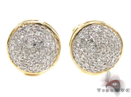 Mens Diamond Earrings Mens Diamond Earrings