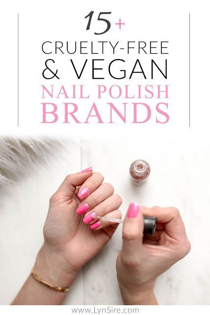 Sally Hansen Cruelty Free : sally, hansen, cruelty, Polish, Brands, Cruelty-Free, Vegan, LynSire, Polish,, Brands,