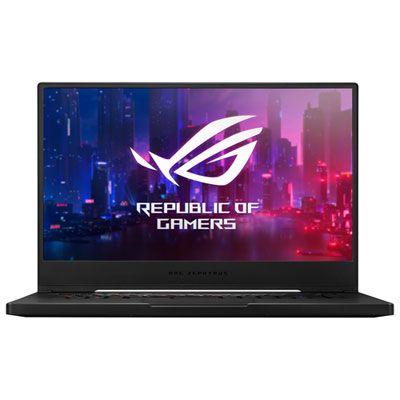 Asus Rog Zephyrus M 15 6 Gaming Laptop Black Intel Core I7