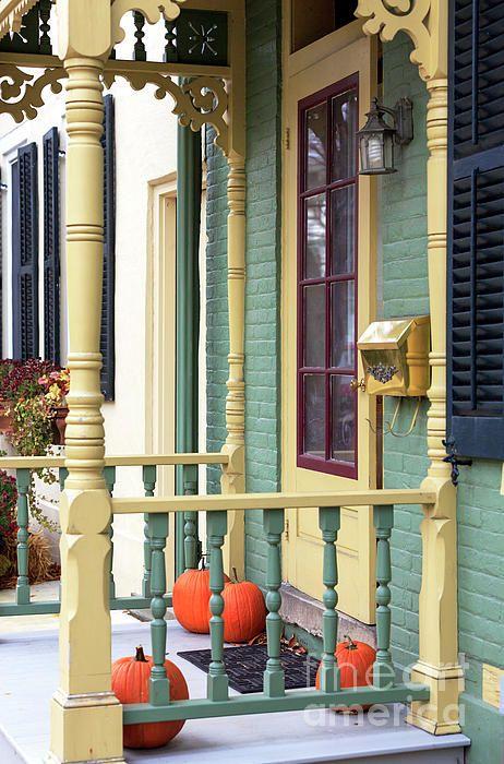 Lambertville Nj Halloween Pumpkins 2020 Pin by Daniel Santisteban on New Orleans, LA in 2020 | Porch