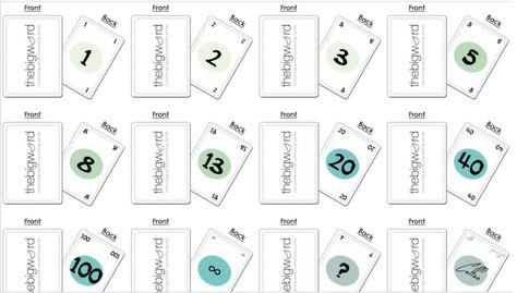 download planning poker cards