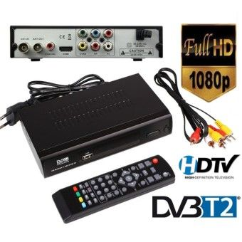Good Prices Full Hd For Mytv Myfreeview Malaysia Dvb T2 Compatible Decorder Digital Tuner Receiver Pvrorder In Good Conditi Tv Accessories Digital Tuner Dvb T2