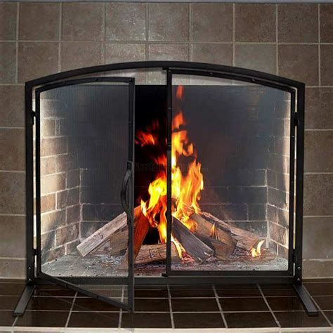 When Seeking A Fireplace Screen You Ought To Take Into