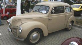 1948 1951 Ford Taunus