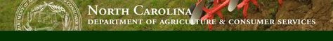 North Carolina Department of Agriculture & Consumer Services--egg law