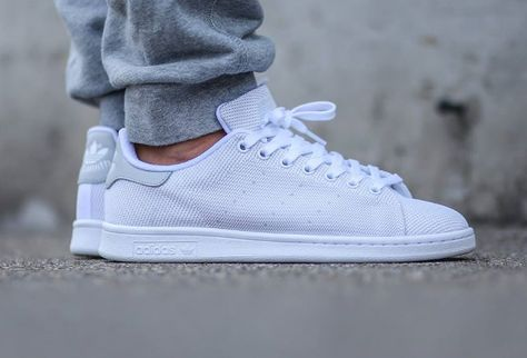 Adidas Stan Smith Midsummer Weave Grey post image