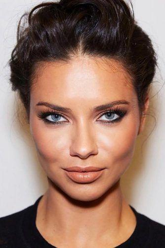 7 French Makeup Tips To Look Parisian Pretty French Makeup Natural Makeup Gorgeous Makeup