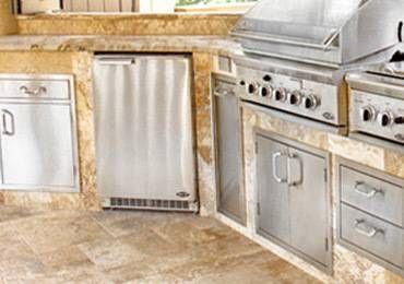 Bbqguys Com Brand Equipment Outdoor Kitchen Kitchen Storage Storage