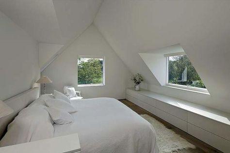St Joseph Loft Transformation Of A Bedroom Loft Into A Quiet And Warm Space Loft Room Loft Conversion Bedroom Modern Loft