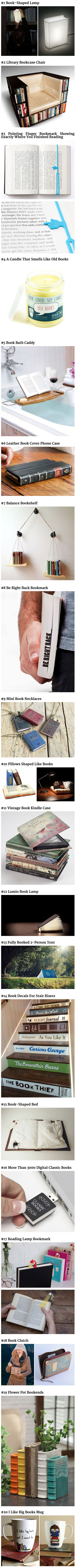 Superhero Bookends and 20 More Cool Items Book Fanatics Would Love I Love Books, Books To Read, My Books, Book Fandoms, Book Nooks, Book Of Life, Cool Items, Book Quotes, Book Memes
