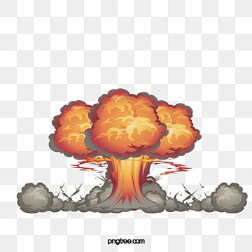 Nuclear Explosion Mushroom Nuclear Explosion Nuclear Bombs Explosion Png Transparent Clipart Image And Psd File For Free Download Fireworks Background Png Cartoon Styles