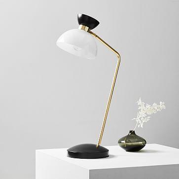 Hourglass Usb Task Lamp Table Lamp Task Lamps Modern Table Lamp
