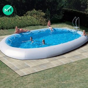 Source Large Inflatable Deep Swimming Pool Guangzhou With Pool Cover On M Alibaba Com Inflatable Swimming Pool Pool Outdoor Inflatables