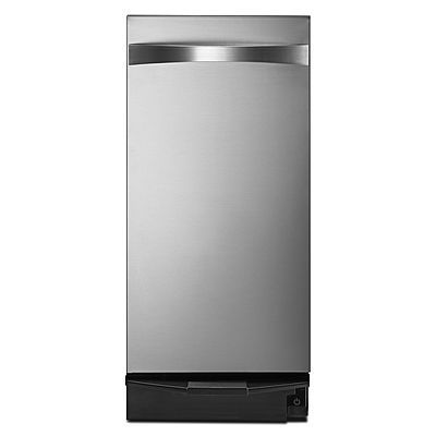 Kenmore Elite 1 4 Cu Ft Trash Compactor Stainless Steel 14733 At Kenmore Com Trash Compactors Kenmore Elite Compactor