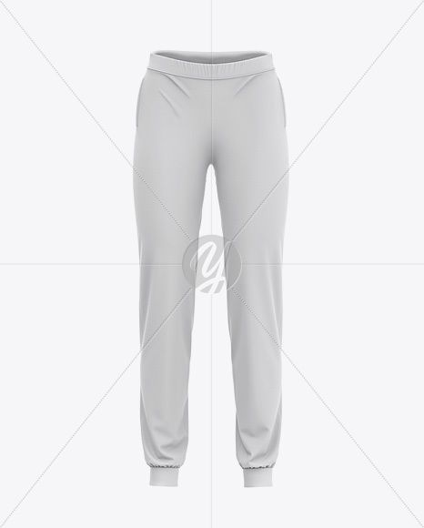Download Women S Cuffed Sweatpants Mockup Front View In Apparel Mockups On Yellow Images Object Mockups Clothing Mockup Men Sport Pants Mockup Free Psd