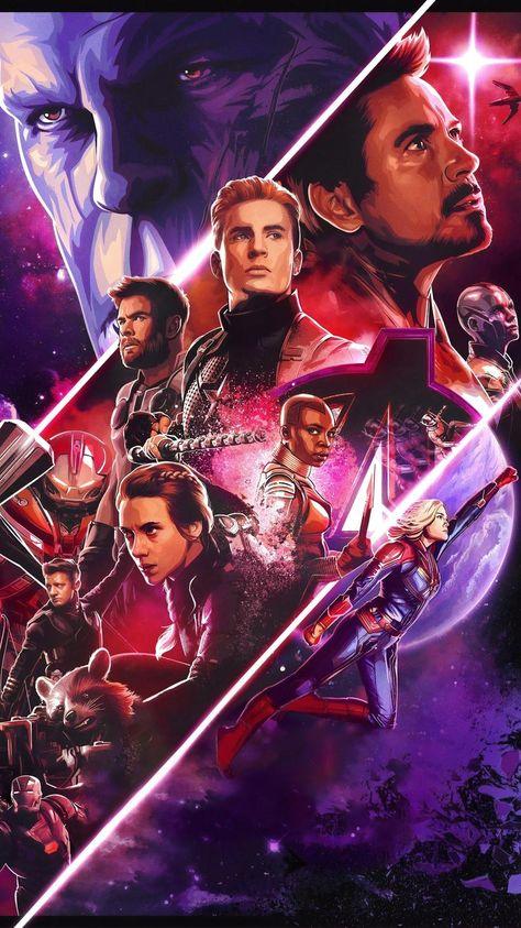 Avengers: Endgame (2019) Phone Wallpaper | Moviemania
