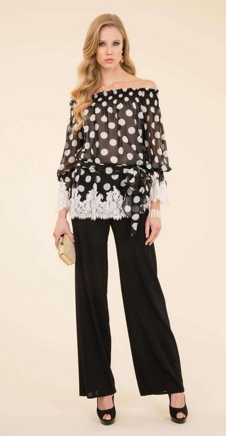 new product 9c968 b241f Tailleur pantaloni eleganti da cerimonia taglie forti ...