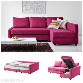 Ikea Friheten Cerise Corner Sofa Bed Fold Out Couch Folding Sofa Bed Sofa Inspiration