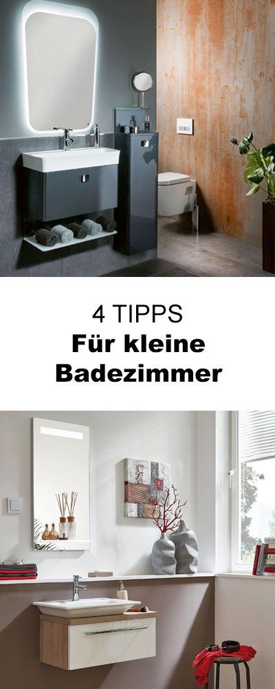 4 Tipps Fur Kleine Bader Kleine Badezimmer Badezimmer Inneneinrichtung