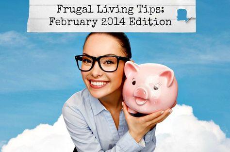 Frugal Living Tips: February 2014 Blog Roundup   Frugality Magazine