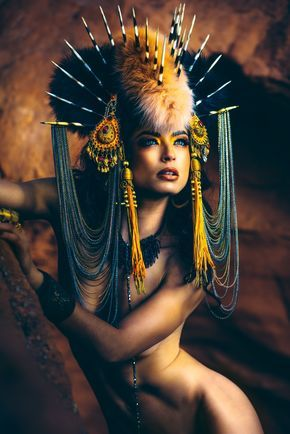 Tribal Glamour – The Plumed Serpent