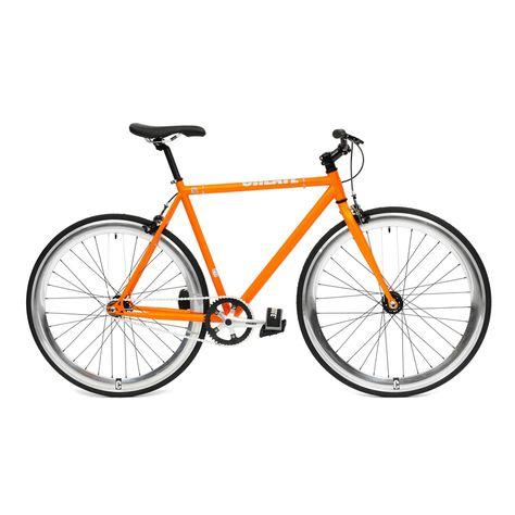 Orange Chrome By Create Bikes Find It At Bike Project