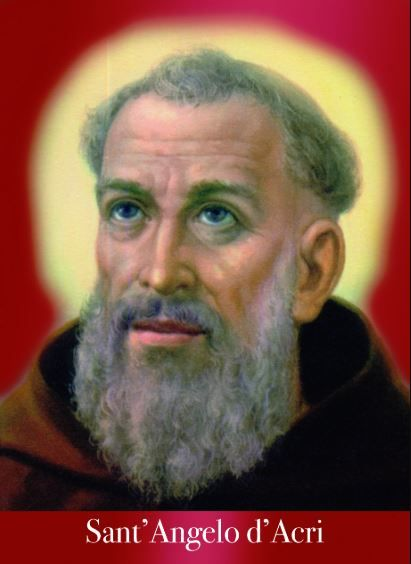 Saint of the Day – 30 October – St Angelo of Acri OFM Cap