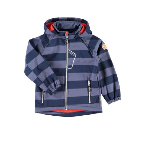 NAME IT Boys Mini Softshelljacke ALFA dress blues