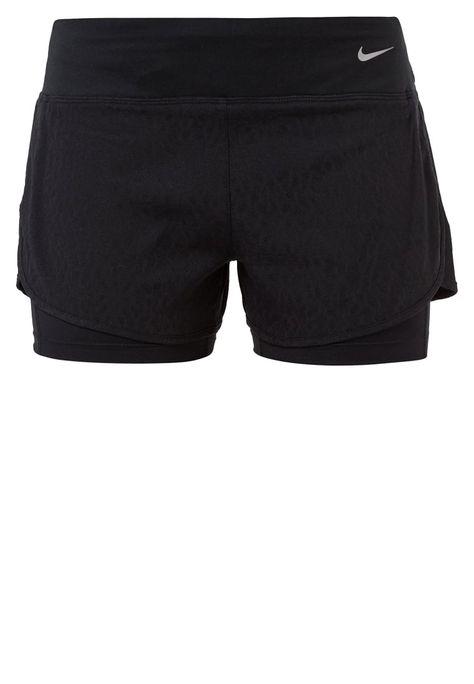 Nike Performance RIVAL kurze Sporthose blackreflektive