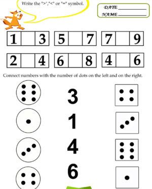 Search Results For Kids Math Kindergarten Worksheets Worksheet
