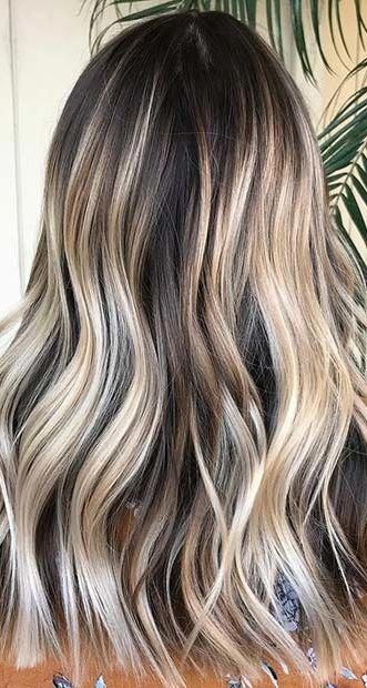 32 Fun Summer Hair Colors For Brunettes Blondes 2019 Love Casual Style Ombrehaircolor Summer Hair Color For Brunettes Brunette Hair Color Summer Hair Color