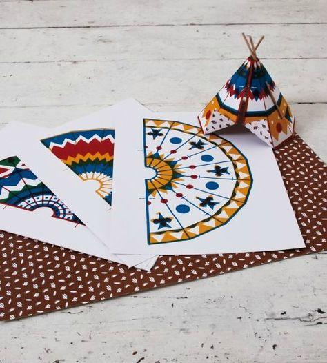 Teepee Pitimana Le Blog Craft Tipi Pour Chat Et Jouets De