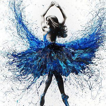 Danseuse De Fee Impression Sur Toile En 2020 Peinture De