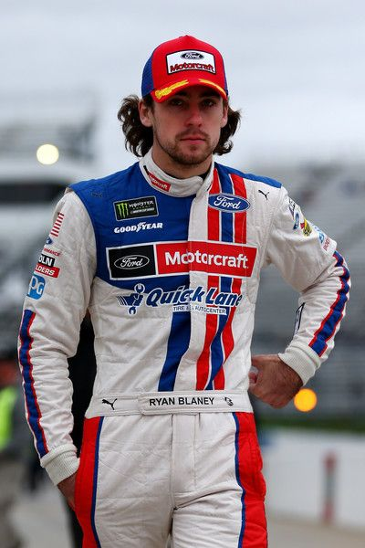 Ryan Blaney Photos Photos Monster Energy Nascar Cup Series First
