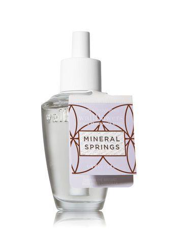 Mineral Springs Wallflowers Fragrance Refill Bath And Body Works Bath And Body Works Bath And Body Fragrance
