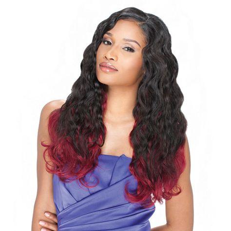9a41da594 Sensationnel Live Brazilian Keratin Remi Human Hair Weave BODY WAVE 18