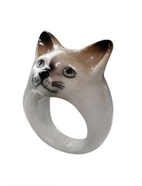 Siamese Cat Ring