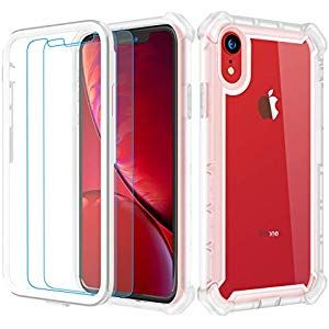 cover iphone xr trasparente silicone