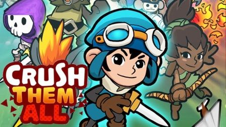 Crush Them All Idle RPG Cheats Hack Tool Infinity Gold and